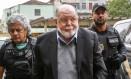 O ex-presidente da construtora OAS, Léo Pinheiro Foto: Paulo Lisboa / 05-09-16 / Agência O Globo