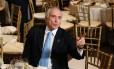 Michel Temer chega para o almoço na 71a sessão da Assembleia Geral da ONU
