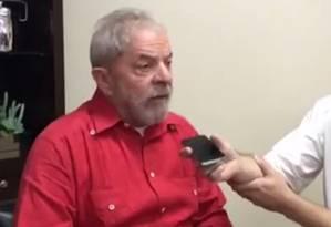 Ex-presidente concedeu entrevista à Rádio Povo do Ceará Foto: Reprodução