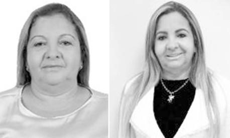 Antes e depois: mãe de Wesley Safadão, Dona Bill em fotos de 2012 e 2016 Foto: Reprodução