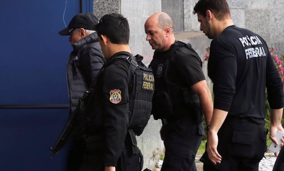 O ex-ministro da Fazenda de Lula e Dilma, Guido Mantega, foi preso na manhã desta quinta-feira na 34ª fase da Operação Lava-Jato, batizada de Arquivo X Foto: NACHO DOCE / REUTERS