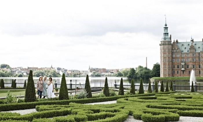 Frederiksborg Foto: Visit Denmark/Divulgação