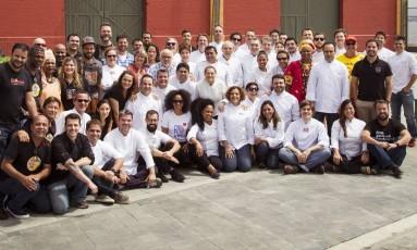 De chefs premiados a virtuosos cozinheiros informais, o Rio Gastronomia reunirá o que há de melhor nos bares, restaurantes e pelas ruas da cidade Foto: Leo Martins / Agência O Globo