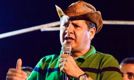 Candidato a prefeito de Barra do Corda (MA) Júnior do Nenzin Foto: Reprodução