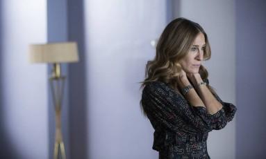 Papel. Sarah Jessica Parker interpreta Frances em 'Divorce' Foto: Divulgação