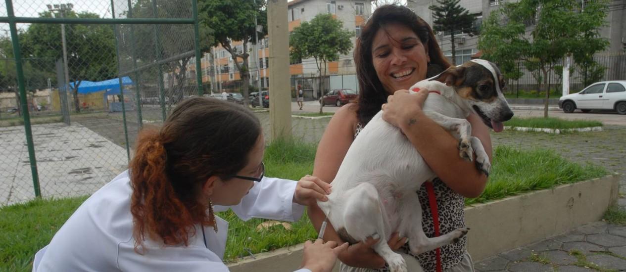 Campanha Rio Sem Raiva Foto: Divulgação / SMS