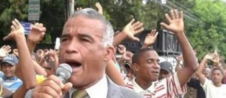 Pastor Sargento Isidorio, o 'Doido de Salvador', candidato a prefeito da capital baiana pelo PDT Foto: Divulgação