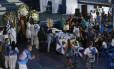 Portelenses se despedem do presidente da escola, Marcos Falcon, morto em atentado