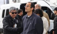 Empresário está preso há mais de um ano Foto: Geraldo Bubniak / Agência O Globo/20-06-2015