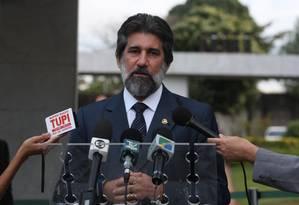 Senador Valdir Raupp Foto: Givaldo Barbosa / Agência O Globo/ 06-03-2012
