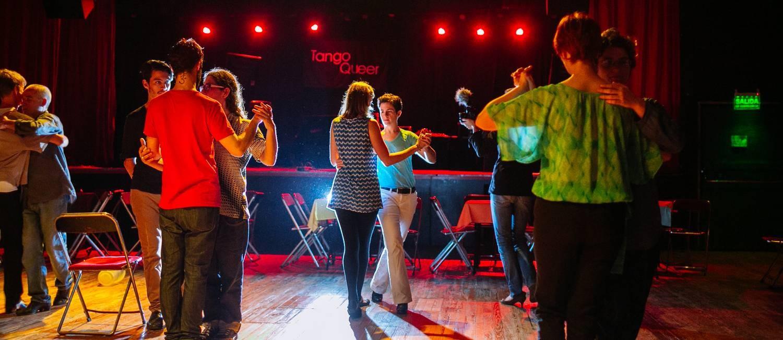 Tango faz parte de festival para público LGBT, em novembro Foto: Rodriguez Mansilla / Divulgação