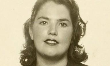 Araceli Gonzalez de Pujol, esposa do agente Garbo, ameaçou revelar a identidade do marido para os espanhóis Foto: NATIONAL ARCHIVES