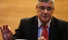 Coronel Marinho, novo presidente da Comissão de Arbitragem da CBF Foto: Divulgação - CBF