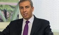 O vice-governador de Goiás, José Eliton, foi baleado durante carreata Foto: Reprodução / TV Anhanguera