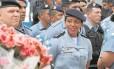 A major Pricilla Azevedo ao assumir o comando da UPP da Rocinha: combate ao crime