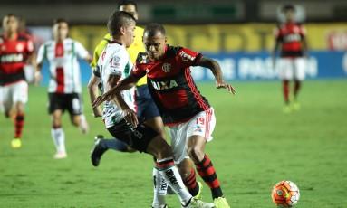 Após eliminação surpreendente para o Palestino, o Flamengo desposita suas esperanças no título brasileiro Foto: Gilvan de Souza / Flamengo