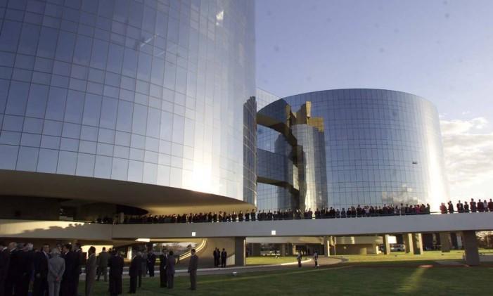 Edifício-sede da Procuradoria-Geral da República Foto: Gustavo Miranda