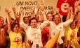 Geraldo Julio relembra campanhas antigas ao lado de Eduardo Campos