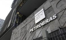 A sede da Petrobras, no Rio Foto: Pedro Teixeira / Pedro Teixeira/25-5-2016