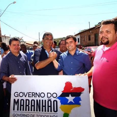 Desde que Flávio Dino se tornou governador do Maranhão, há dois anos, número de candidaturas do PCdoB no estado quadriplicou Foto: Reprodução/Facebook