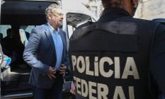 Antônio Palocci foi preso em operação da Lava-Jato Foto: Geraldo Bubniak / Agência O Globo