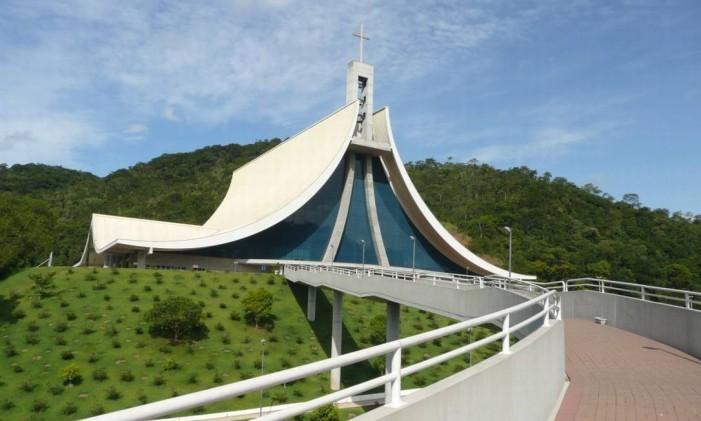Nova Trento, em Santa Catarina Foto: Divulgação