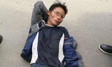 Yang Qingpei matou os pais e mais 17 pessoas em uma vila isolada na China Foto: Reprodução do Youtube