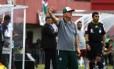 Substituições de Levir mudaram a cara do time no segundo tempo Foto: Fluminense FC / Nelson Perez