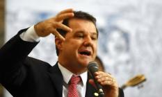 Carlos Gabas, ex-ministro da Previdência, é suspeito de ter praticado tráfico de influência Foto: Pablo Jacob / Agência O Globo