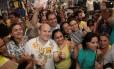 Roberto Cláudio (PDT), candidato à prefeitura de Fortaleza, visita o Mercado Central e Beco da Poeira