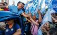 Luciano Cartaxo (PSD), candidato à prefeitura de João Pessoa, tem 53% das intenções de voto no Ibope