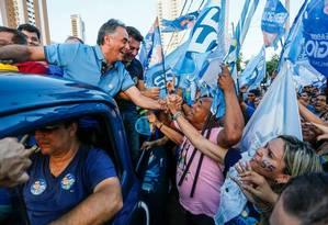 Luciano Cartaxo (PSD), candidato à prefeitura de João Pessoa, tem 53% das intenções de voto no Ibope Foto: Divulgação