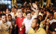 Prefeito de Recife, Geraldo Júlio, candidato à reeleição em atos de campanha