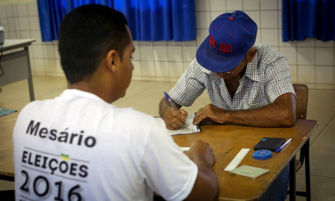 Divino tinha perdido as eleições em 2012, por 14 votos. Foto: Marcos Alves / Agência O Globo