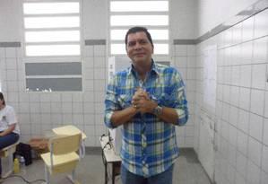 Carlos Amastha, atual prefeito de Palmas, Tocantins, foi reeleito Foto: Mariana Reis / Agência O Globo