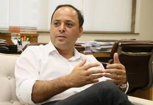 o atual prefeito Rodrigo Neves Foto: Divulgação / Luciana Carneiro