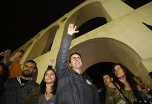 Freixo vai enfrentar Marcelo Crivella, do PRB Foto: Domingos Peixoto / Agência O Globo