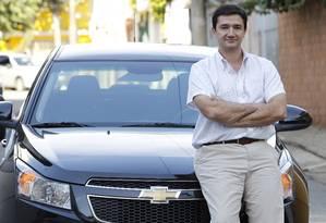 Para Mauro Calil, consultor de finanças, consórcio é boa opção para quem não tem hábito de poupar Foto: Michel Filho / Michel Filho/8-8-2013