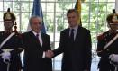 Presidente viajou a Buenos Aires para se encontrar com Macri Foto: Divulgação