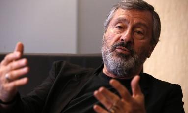 Entrevista com o então ministro da Transparência Fiscalização e Controle da CGU Foto: Jorge William / O Globo/28-9-2016