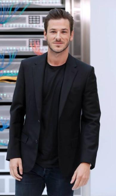 O ator Gaspard Ulliel FRANCOIS GUILLOT / AFP