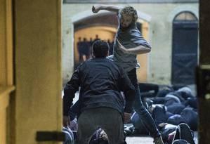 A primeira imagem de 'Marvel's Iron Fist', da Netflix Foto: Divulgação / Myles Aronowitz/Netflix