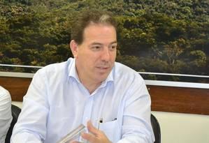 O político Ruy Muniz, que teve candidatura à reeleição em Montes Claros (MG) indeferida Foto: Reprodução / Facebook