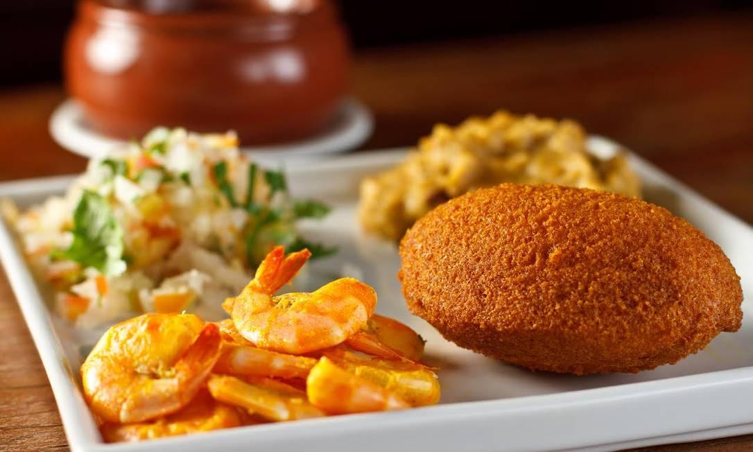 Ísis Rangel levará seus clássicos arretados como acarajé, abará, bobo de camarão e casquinha de siri Divulgação
