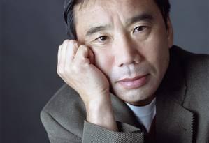 O escritor japonês Haruki Murakami Foto: Terceiro / Divulgação