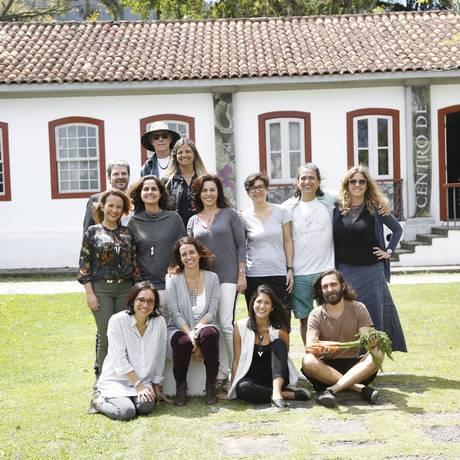 Especialistas em diferentes áreas se reuniram para participar do festival Foto: Fabio Rossi