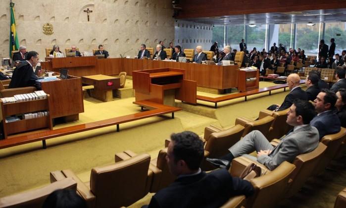 Resultado de imagem para votação no stf sobre a condenação em 2 instancia