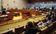 Supremo debate se réus poderão ser presos depois da condenação de um tribunal de segunda instância
