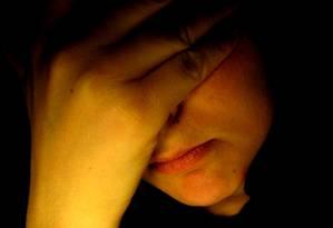 Depressão e ansiedade estão entre as principais causas de incapacitação no Brasil e no mundo Foto: Arquivo