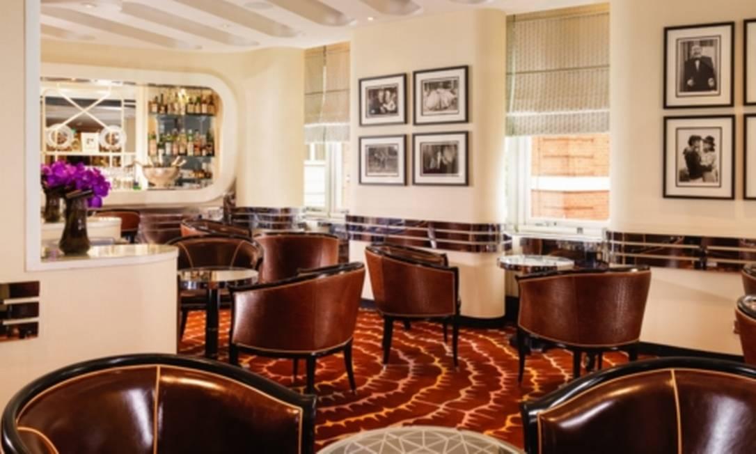 American Bar, em Londres Niall Clutton / Divulgação